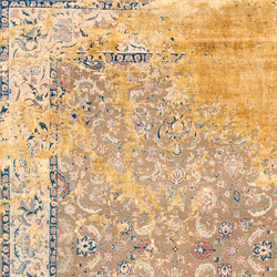 Erased Heritage | Agra Westend Rocked | Rugs | Jan Kath