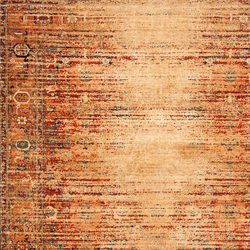 Erased Heritage | Bidjar Queensbury Stomped Reverse | Rugs | Jan Kath
