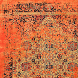 Erased Heritage | Serapi Queensbury Pleasure | Rugs / Designer rugs | Jan Kath