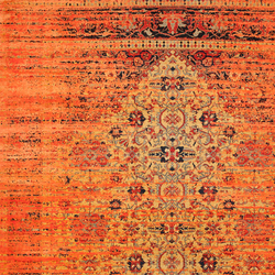 Erased Heritage | Serapi Queensbury Stomped | Rugs | Jan Kath