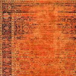 Erased Heritage | Serapi Queensbury Stomped Reverse | Rugs | Jan Kath