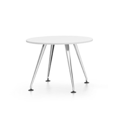 MedaMorph Round visitor table | Contract tables | Vitra