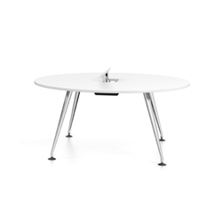 MedaMorph Round conference table | Conference tables | Vitra
