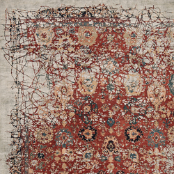 Erased Heritage | Bidjar Highate Pleasure | Rugs / Designer rugs | Jan Kath