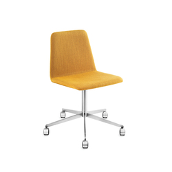 Spinal Chair 44 with castors | Arbeitsdrehstühle | Paustian