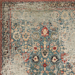designerteppiche teppiche erased heritage bidjar enjoy jan kath. Black Bedroom Furniture Sets. Home Design Ideas