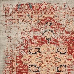 Erased Heritage | Serapi Victoria Pleasure | Rugs | Jan Kath
