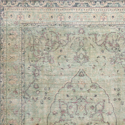 Erased Heritage | Tabriz Monument Stripe | Rugs | Jan Kath