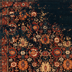Erased Heritage | Bidjar Paddington Raved | Rugs / Designer rugs | Jan Kath