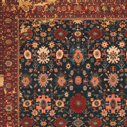 Erased Heritage | Bidjar Kingscross Little Rocked | Rugs | Jan Kath