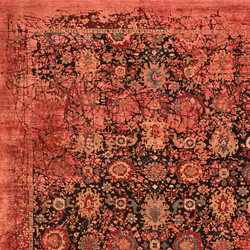 Erased Heritage | Bidjar Paddington Pleasure | Rugs / Designer rugs | Jan Kath