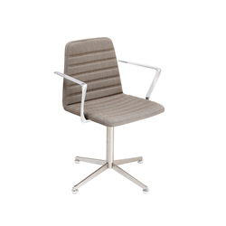 Spinal Chair 44 with swivel base | Besucherstühle | Paustian