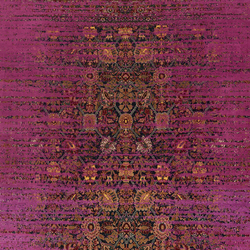 Erased Heritage | Tabriz Canal Stomped | Rugs / Designer rugs | Jan Kath