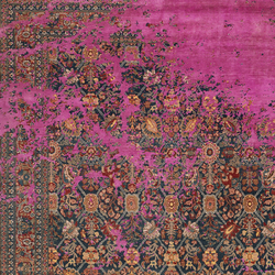 Erased Heritage | Tabriz Canal Rocked | Rugs | Jan Kath