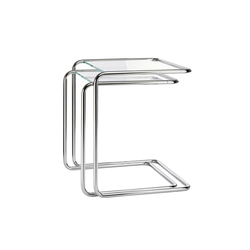 B 97 glass | Tables gigognes | Thonet