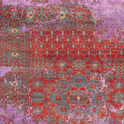 Erased Heritage | Mamluk Kensington Raved | Rugs | Jan Kath