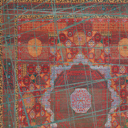 Erased Heritage | Mamluk Columbus Wrapped | Rugs | Jan Kath