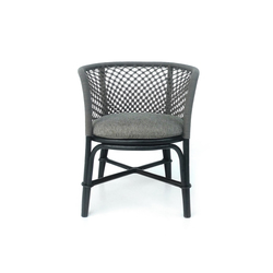 Savannah Macrame dining chair | Chaises de restaurant | Yothaka