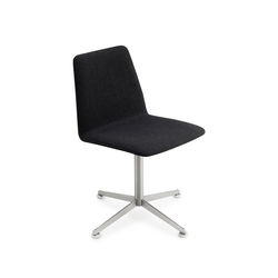 Spinal Chair 44 with swivel base | Sillas | Paustian