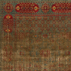 Erased Heritage | Mamluk Kensington Double Vendetta | Rugs | Jan Kath