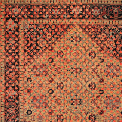 Erased Heritage | Serapi Queensbury Broken Heart | Rugs / Designer rugs | Jan Kath