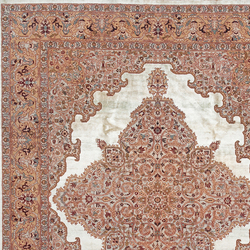 Erased Heritage | Tabriz Fashion | Rugs / Designer rugs | Jan Kath