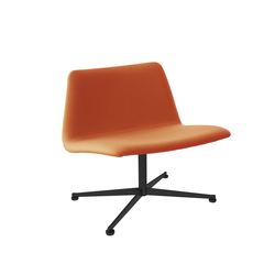 Spinal Chair 80 swivel base | Poltrone lounge | Paustian