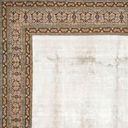 Erased Heritage | Tabriz Lexington Border | Rugs | Jan Kath