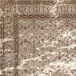 Erased Heritage | Tabriz Lexington Sky | Rugs / Designer rugs | Jan Kath