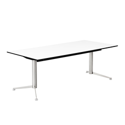 Spinal Table work desk | Mesas contract | Paustian