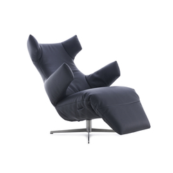 Saola Armchair | Sillones reclinables | Leolux