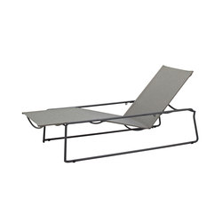 Asta Stacking Lounger | Sun loungers | Gloster Furniture