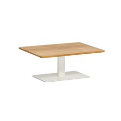 Newport Table 82 x 60 x 33 | Tables basses de jardin | Weishäupl