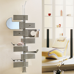 Babyla satin stainless steel | Radiators | Cordivari