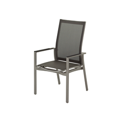 Azore Reclining Chair with Arms | Garden chairs | Gloster Furniture