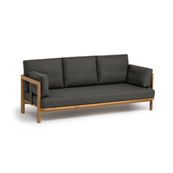 New Hampton 3-seater sofa | Sofás | Weishäupl
