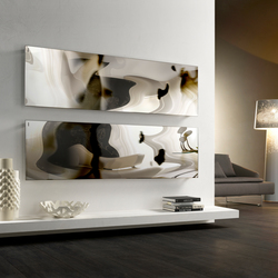 Blow polished stainless steel | Radiadores | Cordivari