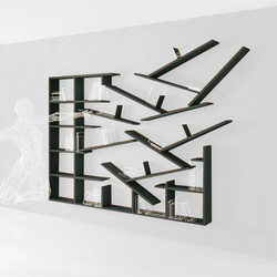 DiagoLinea_shelf | Shelving modules | LAGO