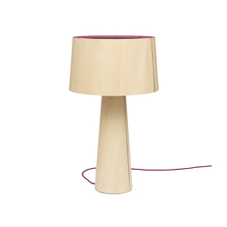 Sophie floor tall maple | Lampade piantana | lasfera