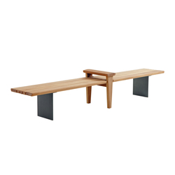 DB Straight Bench | Waiting area benches | Benchmark Furniture