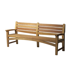 Harpo Full Bench | Bancs de jardin | Benchmark Furniture