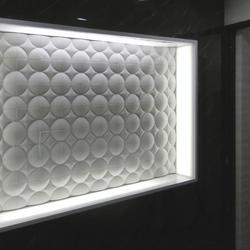 Round square model C in-situ |  | Kenzan