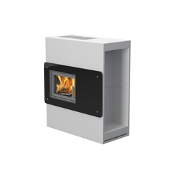 Dublin II | Wood burning stoves | Nordpeis