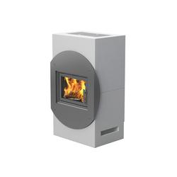 Dublin V | Wood burning stoves | Nordpeis
