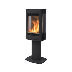 Duo 1 | Wood burning stoves | Nordpeis