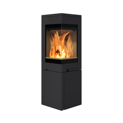 Quadro 2 | Wood burning stoves | Nordpeis