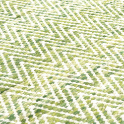 NeWave Vol. I multi green | Rugs / Designer rugs | Miinu