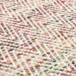 NeWave Vol. I multi red | Rugs / Designer rugs | Miinu