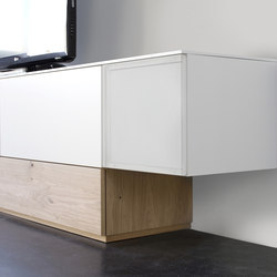 Cubo Simply - Box | Multimedia sideboards | Sudbrock