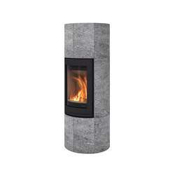 Ronda 160 Stone | Wood burning stoves | Nordpeis